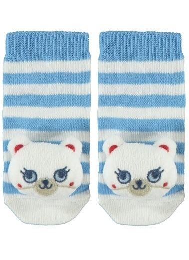 Minidamla Çorap Mavi
